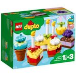 Lego DUPLO Moje pierwsze przyjęcie my first celebration 10862