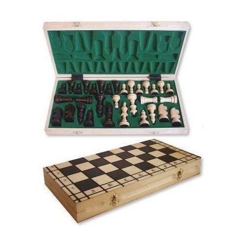 Filipek Drewniane szachy rycerskie (5907180640192)