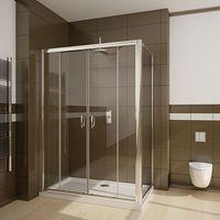 Radaway Premium Plus S ścianka boczna 90 cm 33403-01-01N