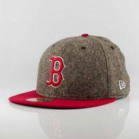 czapka z daszkiem NEW ERA - Tweed Crest Bosred Team (TEAM)