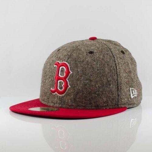 czapka NEW ERA - Tweed Crest Bosred Team (TEAM) rozmiar: 7