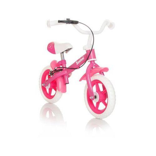 rowerek biegowy wheely, różowy, bnfk012-pk marki Baninni