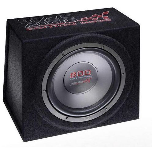 Subwoofer edition bs30 darmowy transport marki Mac audio