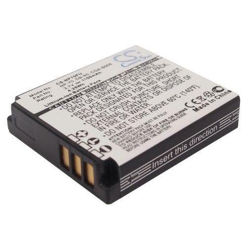 Panasonic CGA-S005E 1150mAh 4.26Wh Li-Ion 3.7V (Cameron Sino), GC-BDC009