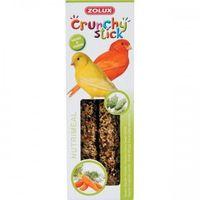 ZOLUX Crunchy Stick Kanarek Mozga kanaryjska/Marchew