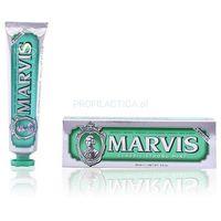 classic strong mint z xylitolem - pasta do zębów w stylu retro (85 ml) marki Marvis