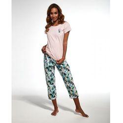 665/150 together trzyczęściowa piżama damska marki Cornette