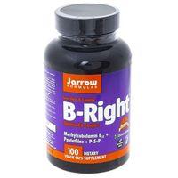 Kapsułki Jarrow Formulas B-Right (B-Complex) - 100 kapsułek