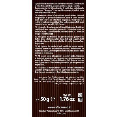Kawa nespresso kapsułki