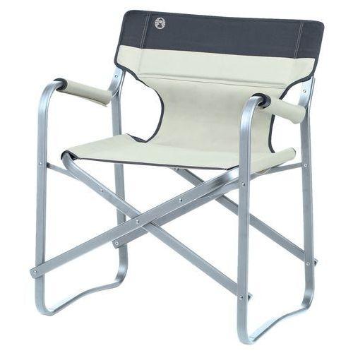 Krzesło rozkładane deck khaki + darmowy transport! marki Coleman
