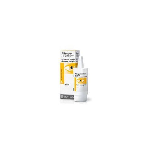 Allergo-comod krople do oczu 20mg/ml 10ml Ursapharm