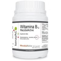 Kapsułki Witamina B12 MecobalActive 300 kaps.