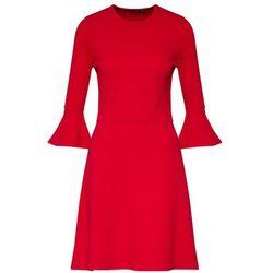 sukienka czerwony marki Boohoo