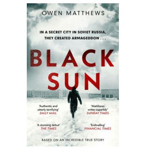 Black Sun - Matthews Owen - książka (416 str.)