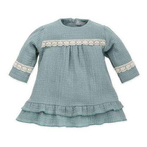b98dc8ceb9 Zobacz ofertę PINOKIO dziewczęca sukienka Petit Lou 68 zielony