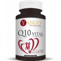 Koenzym Q10 Vital - Ubichinon (60 kaps.) Yango (5905279845381)