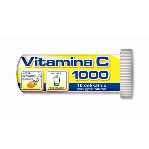 Tabletki Witamina C 1000 x 10 tabletek musujących