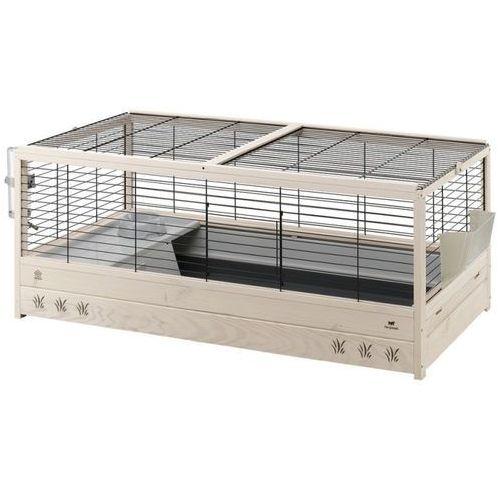 Ferplast arena 120 klatka dla świnki, królika z wyposażeniem