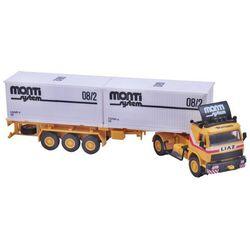 model liaz ciężarówka przegubowa 1:48 marki Monti systém