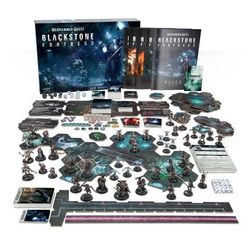 Warhammer Quest: Blackstone Fortress Eng (BF-01-60) GamesWorkshop