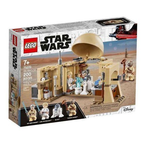 75270 CHATKA OBI-WANA™ (Obi-Wan's Hut) - KLOCKI LEGO STAR WARS