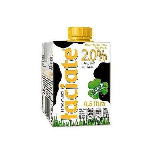Mleko Łaciate UHT 2% 0,5L x 8szt