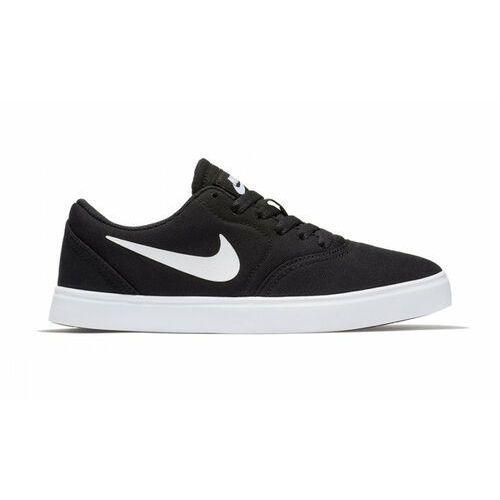 Nike Buty sb check canvas (gs)
