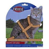Trixie Szelki dla kota nylon 22-42cm / 10 mm [4185]