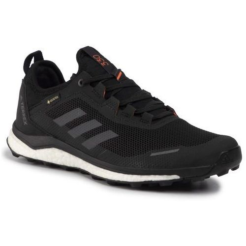 Adidas Buty - terrex agravic flow gtx gore-tex ef9614 cblack/gresix/sorang