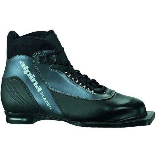 Alpina buty do narciarstwa biegowego blazer black 43,0 (3838512762096)