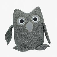 Dekoria stoper do drzwi owl wys. 20cm, 18x15x20cm