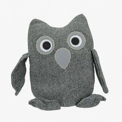 stoper do drzwi owl wys. 20cm, 18x15x20cm marki Dekoria
