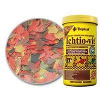 ichtio-vit pokarm płatkowy dla ryb wszystkożernych 100ml/20g marki Tropical