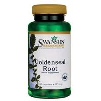 Goldenseal Root 125mg 100 kaps. (9012624116624)