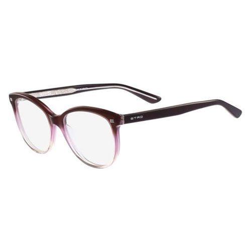 Etro Okulary korekcyjne et 2602 502