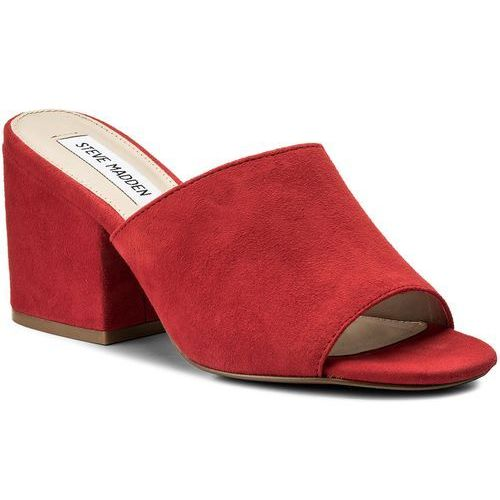 7eb685b8b05 Klapki - dalis sandal 91000920-10003-03001 red marki Steve madden - Zdjęcie