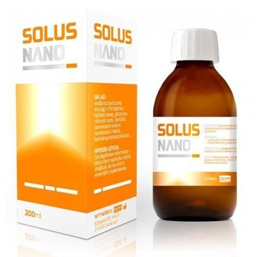 Solus nano roztwór 200ml Solinea