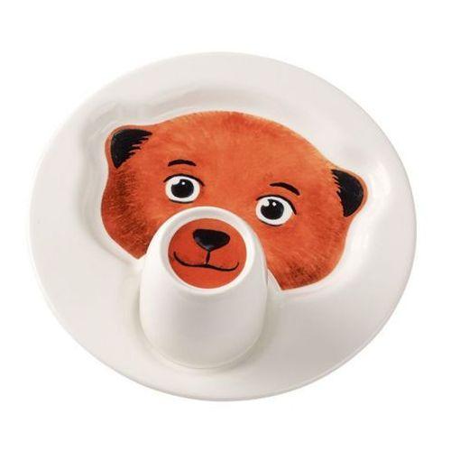 Animal friends zestaw dla dzieci niedźwiadek ilość elementów: 5 Villeroy & boch