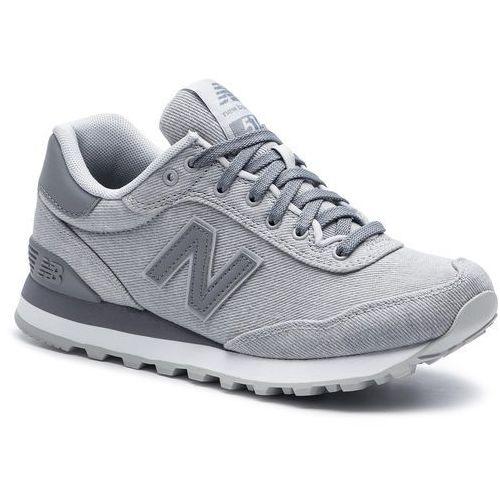 Sneakersy NEW BALANCE - WL515BBA Szary, kolor szary