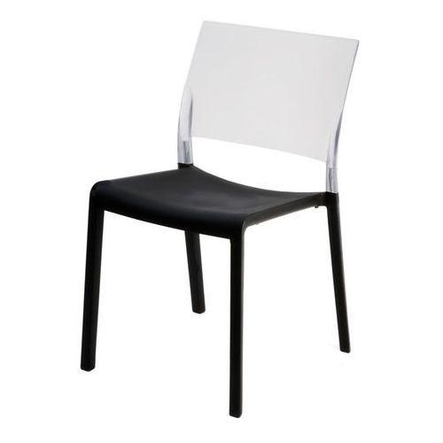 Dwukolorowe Krzesło Do Kawiarni Fiona Resol