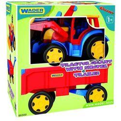 Ładowarka z przyczepą 120 cm Gigant Traktor