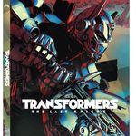 Transformers: ostatni rycerz. steelbook (bd) marki Imperial cinepix