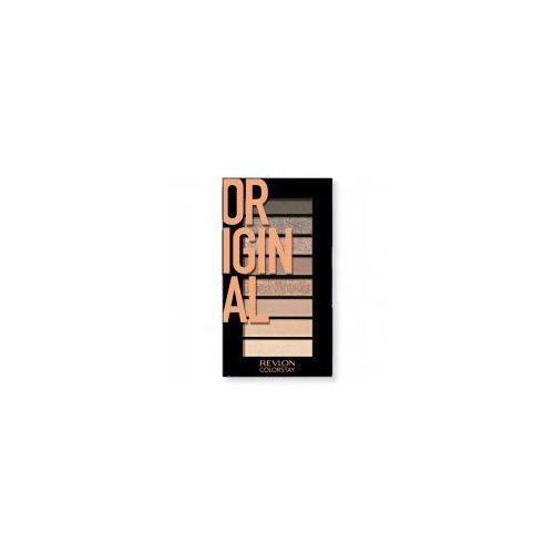 Revlon makeup Revlon colorstay look book, paleta cieni, 900 original, 3,4g - Ekstra obniżka