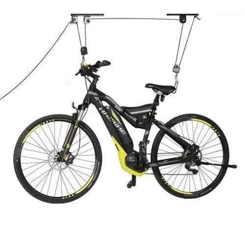 Sufitowy wieszak rowerowy, nośność 20 kg marki B2b partner