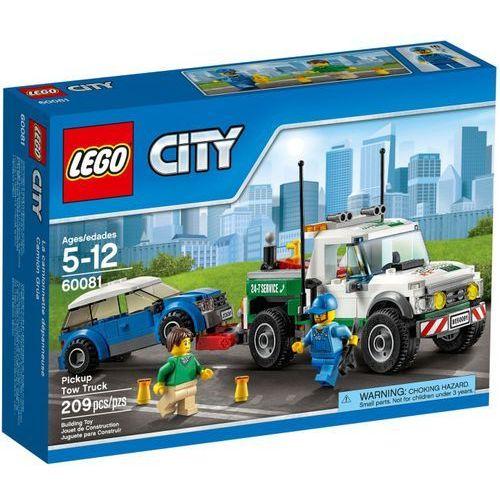 Lego CITY Samochód pomocy drogowej 60081