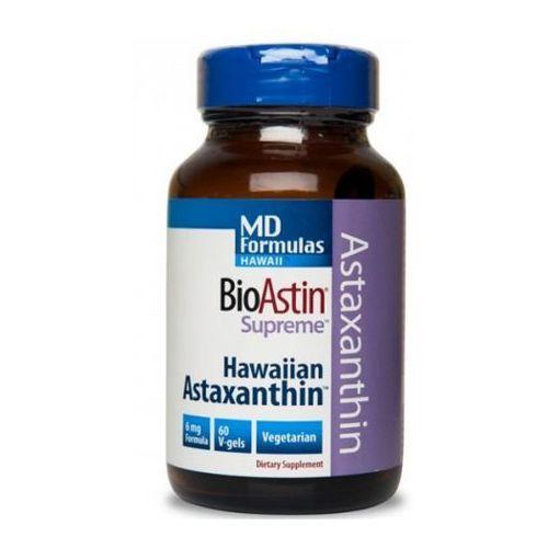 Kapsułki Bioastin Supreme Astaksantyna 6mg 60 kaps