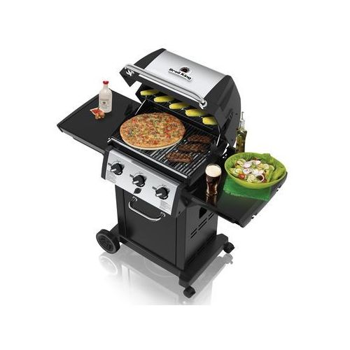Grill gazowy monarch 320 marki Broil king