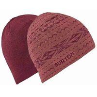 czapka zimowa BURTON - Wms Belle Bnie Rsbrwn-Ptroyl (201) rozmiar: OS