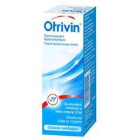 OTRIVIN 0,1% aerozol 10ml