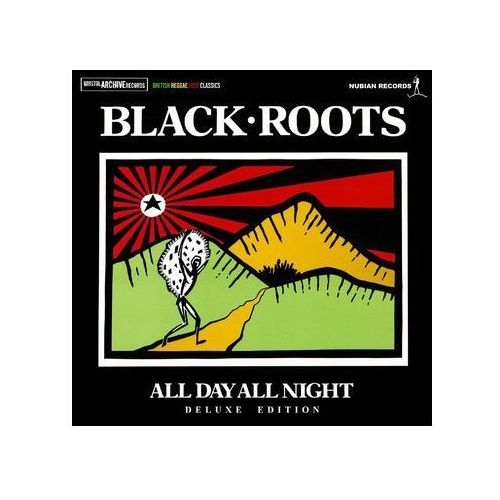 Black roots - all day all night Bristol archive
